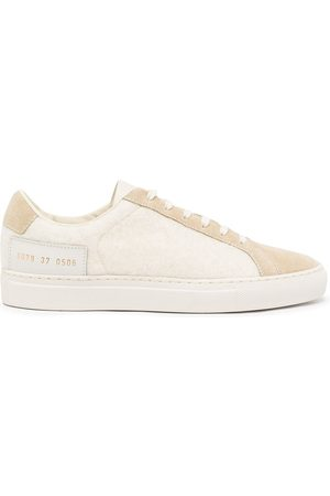 COMMON PROJECTS Women Sneakers - 6079 panelled low-top sneakers