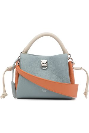 MULBERRY Colour-block leather mini bag
