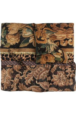 PIERRE-LOUIS MASCIA Women Scarves - Mix print quilted scarf
