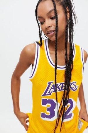 Mitchell & Ness Magic Johnson LA Lakers Reload Swingman Jersey Tank Top