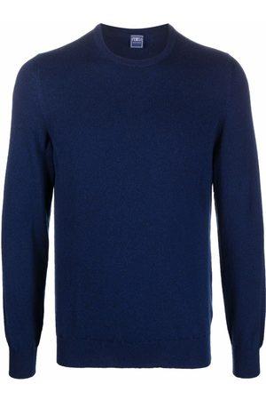 FEDELI Men Sweatshirts - Fine cashmere jumper