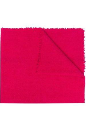 Faliero Sarti Women Scarves - Frayed edge scarf