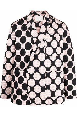 HENRIK VIBSKOV Macaron' print blazer