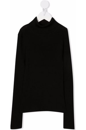 P.a.r.o.s.h. Roll-neck wool jumper
