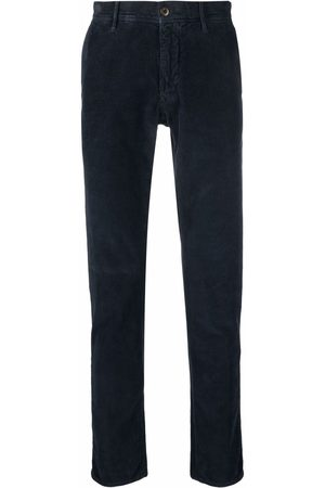 Incotex Men Straight Leg Pants - Slacks corduroy straight trousers
