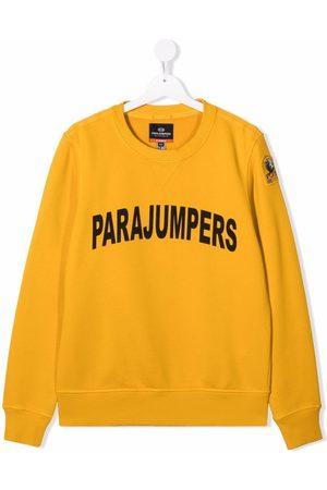 Parajumpers Long sleeves - Logo long-sleeve sweatshirt