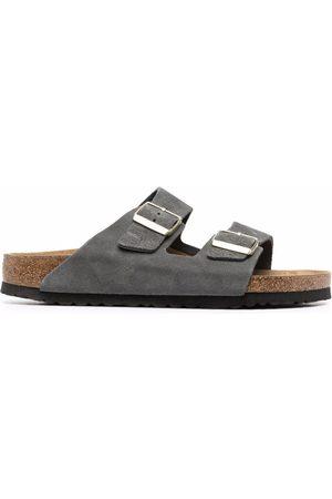 Birkenstock Sandals - Arizona buckled sandals - Grey