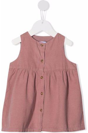KNOT Baby Casual Dresses - Nailah corduroy pinafore dress