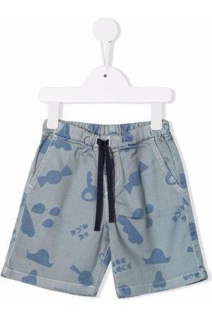 KNOT Boys Shorts - Graphic-print drawstring shorts