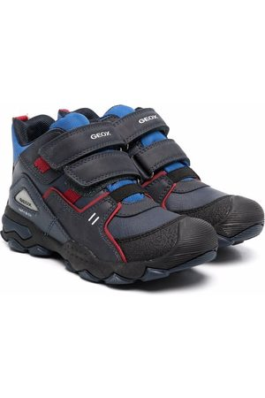Geox Boys Sneakers - J Buller touch-strap trainers