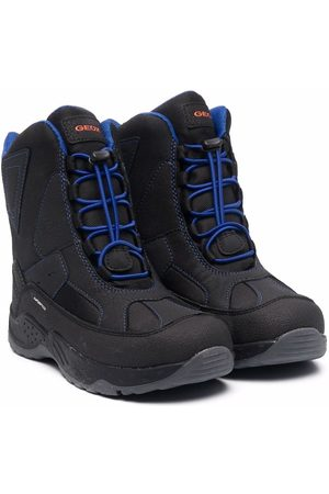 Geox Boys Boots - Sentiero lace-up boots