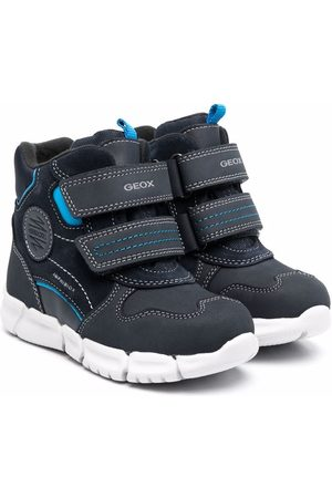 Geox Boys Ankle Boots - Flexyper ankle-length winter boots