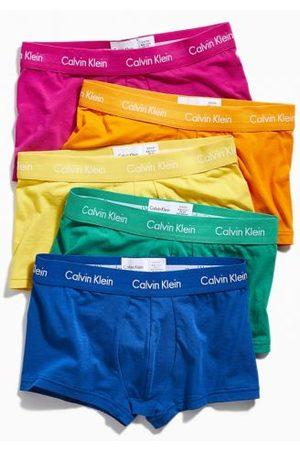 Calvin Klein Men Boxer Shorts - Rainbow Low-Rise Boxer Brief 5-Pack