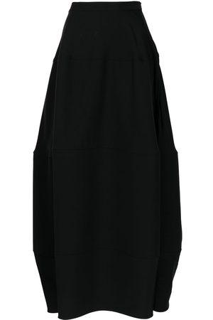 Armani Women Maxi Skirts - High-waisted full skirt