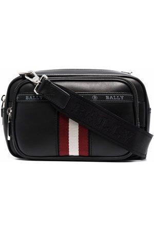 Bally Men Bags - Hal logo-tape shoulder bag