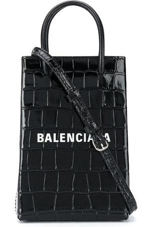 Balenciaga Women Phones Cases - Shopping iPhone holder
