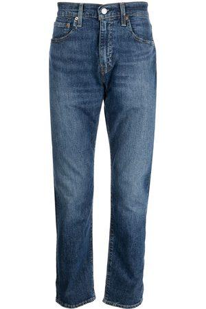 Levi's 502 tapered-leg jeans