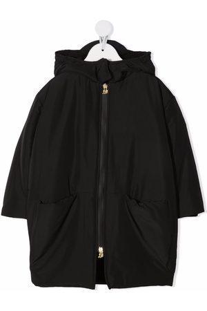 Mimisol Hooded parka coat