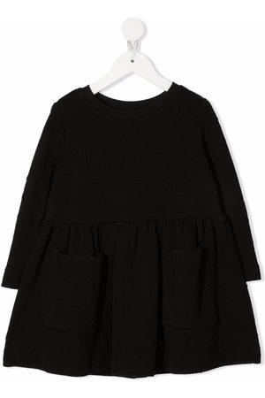 Mimisol Long-sleeve mini dress