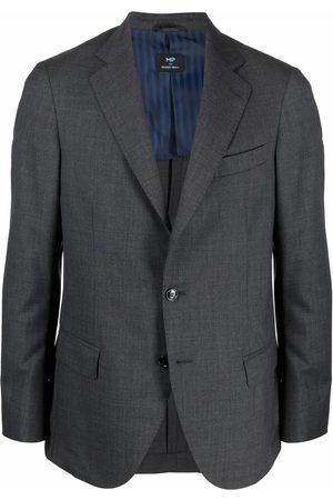 MP Massimo Piombo Single-breasted blazer - Grey