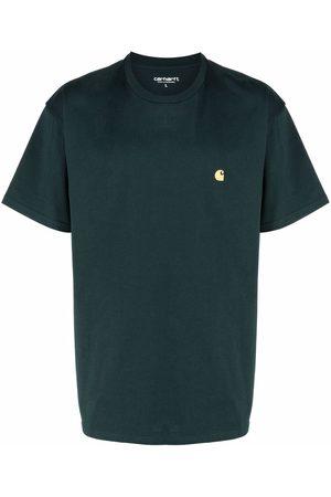 Carhartt Men T-shirts - Logo embroidery T-shirt