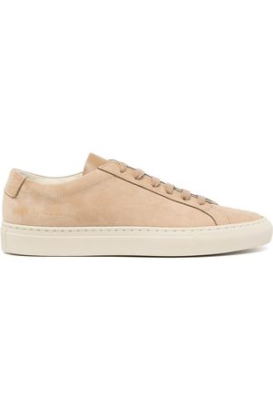 COMMON PROJECTS Round-toe lace-up sneakers - Neutrals