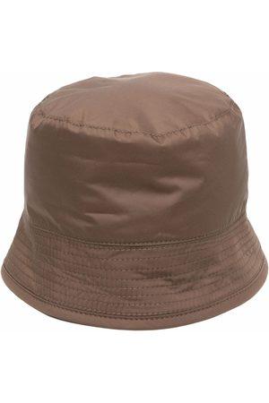 Ermenegildo Zegna Flat peak bucket hat
