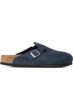 Birkenstock Men Slippers - Boston soft footbed slippers