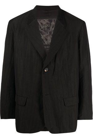ZIGGY CHEN Men Blazers - Single-breasted blazer