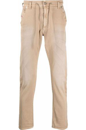 Diesel Men Slim - Drawstring waist slim-fit jeans