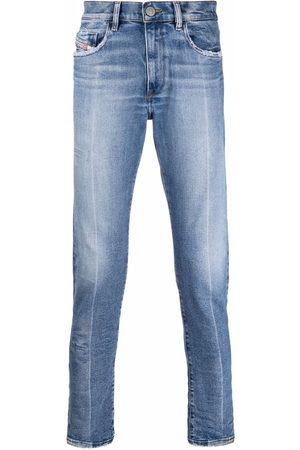 Diesel Men Slim - Whiskering effect slim-fit jeans
