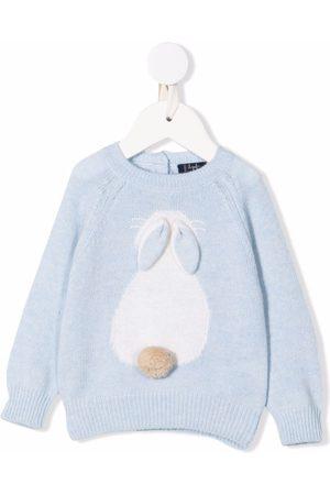 Il gufo Sweaters - Bunny knit jumper