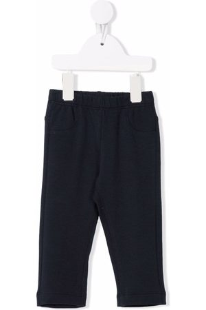 Il gufo Chinos - Elasticated-waist trousers