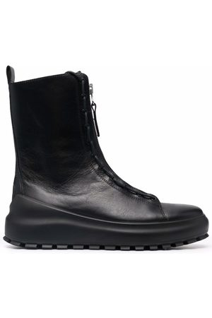 Stone Island Men Ankle Boots - Combat ankle boots