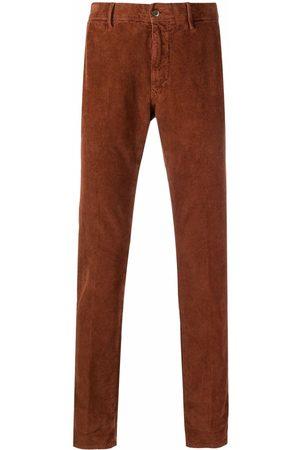 Incotex Corduroy slim-fit trousers