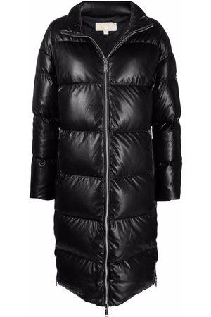 Michael Kors Women Puffer Jackets - Long puffer coat