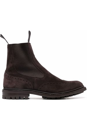 TRICKERS Men Chelsea Boots - Henry leather Chelsea boots
