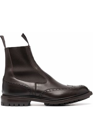 TRICKERS Henry leather Chelsea boot