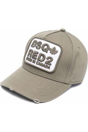 Dsquared2 Logo-badge baseball cap