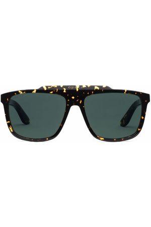 Gucci Navigator aviator sunglasses