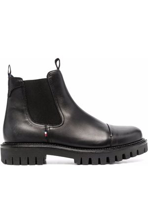 Tommy Hilfiger Elasticated side-panel boots