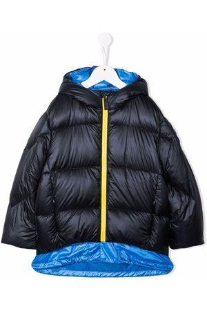 Il gufo Boys Puffer Jackets - Hooded padded jacket