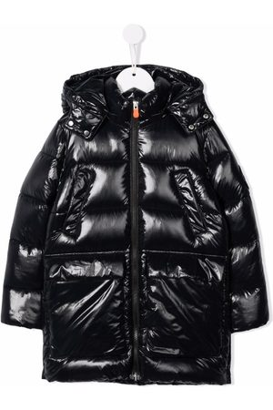 save the duck Boys Puffer Jackets - Hooded padded coat