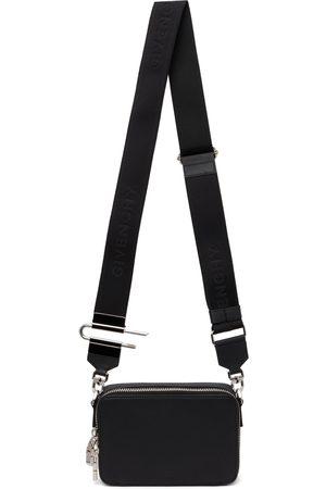 Givenchy Black Antigona U Camera Bag