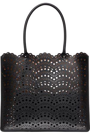 Alaïa Women Tote Bags - Black Garance 28 Tote