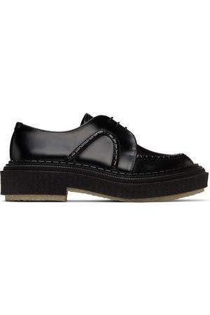 ADIEU PARIS Men Formal Shoes - Black Type 133 Derbys