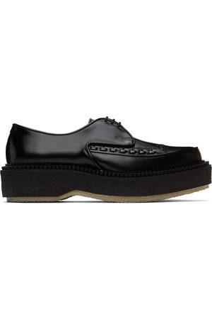 ADIEU PARIS Men Formal Shoes - Black Type 101 Derbys
