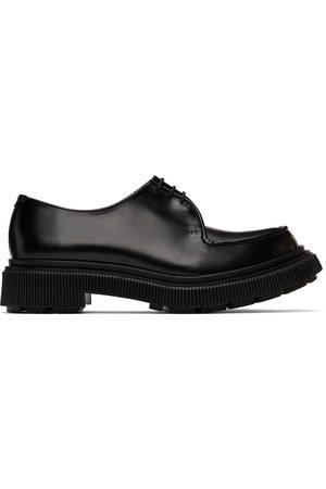 ADIEU PARIS Men Formal Shoes - Black Type 124 Derbys