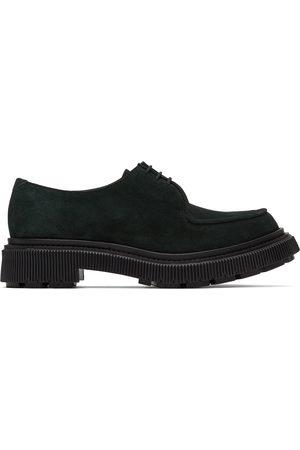 ADIEU PARIS Men Formal Shoes - Khaki Suede Type 124 Derbys