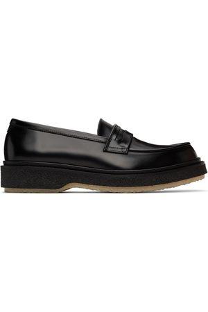 ADIEU PARIS Men Loafers - Black Type 5 Loafers